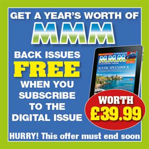 A year of free MMM magazine content when you subscribe today!