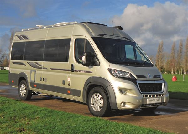 Auto-Sleeper Fairford - Reviews - Motorhomes & Campervans ...