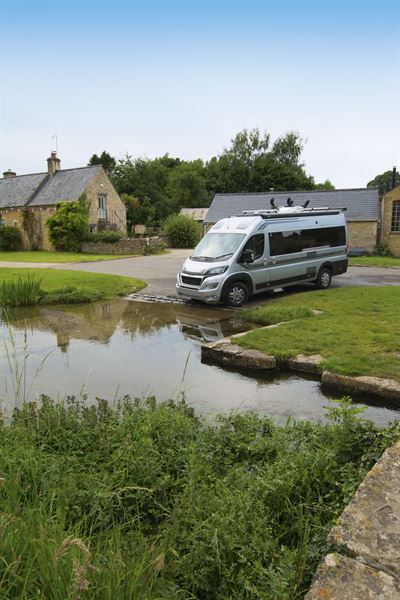 The Auto-Sleeper Fairford Plus campervan