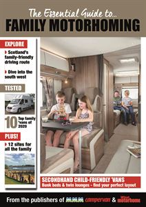 Download our essential guide to family motorhoming