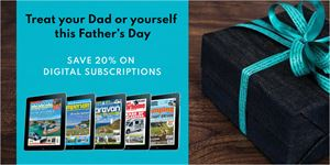 Save 20% on a digital subscription for Father's Day