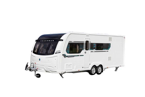 Coachman Festival 860 caravan