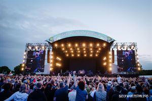 Isle of White Festival. Image: VisitEngland/Callum Baker/Isle of Wight Festival