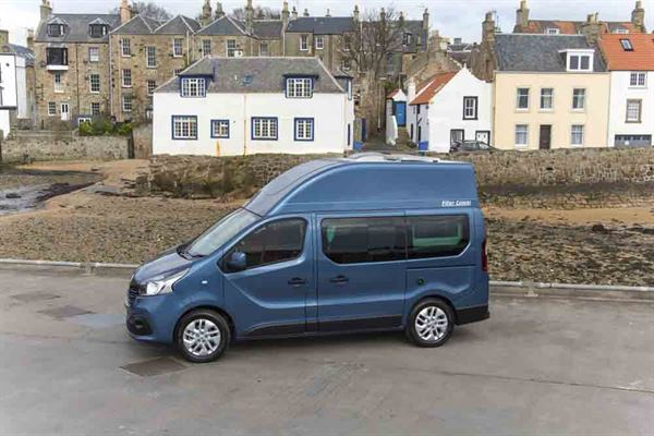 The Fifer Combi campervan from East Neuk © Warners Group Publications, 2019