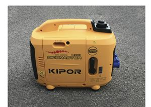 The Kipor Sinemaster is a mid-price generator suitable for use in a motorhome
