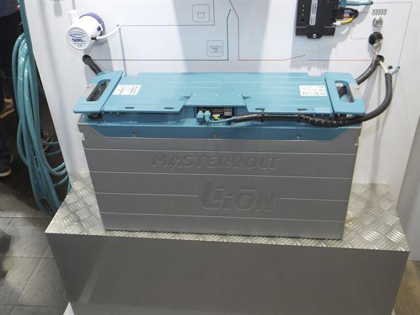 Mastervolt offers a range of lithium ferrous batteries