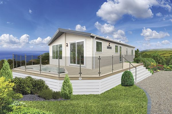 Finance can help turn dreams into reality - this is a Willerby Clearwater entry level lodge