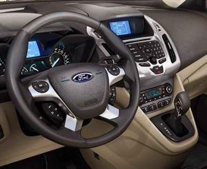 The Ford Transit automatic is now available in the UK