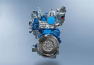 The new Ford EcoBlue engine is Euro VI compliant