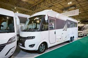 Frankia I840 Plus Lounge - Winner of A Class over £90k