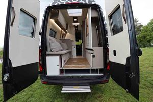 The first model in the new range will have a rear lounge © Warners Group Publications, 2019