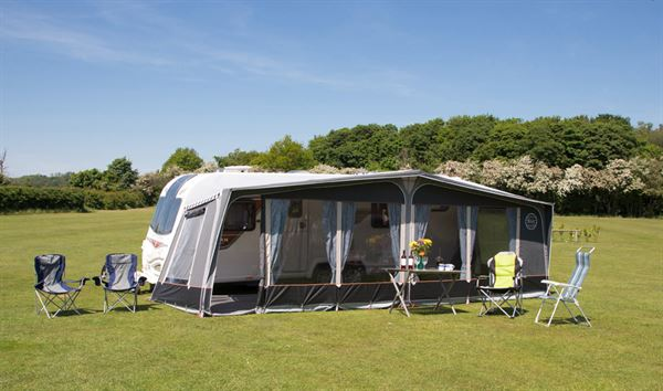 Awnings Are One Of The Most Essential Caravan Accessories