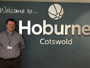 General Manager of Hoburne Cotswold, Greg Nolan