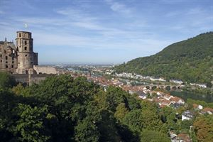 Heidelberg Castle - picture courtesy of Paul Knight