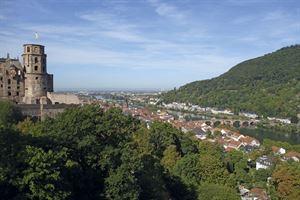 Heidelberg Castle - picture courtesy of Paul Knight