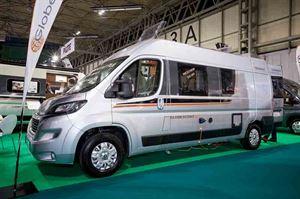 Globecar Globescout Plus - Winner of Van Conversions under £45k