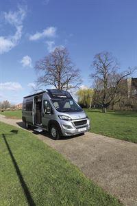 Globecar Summit Prime 640 campervan