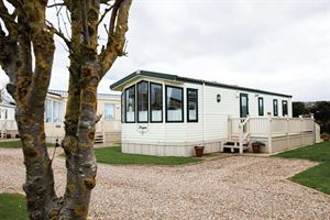 Golden Beach Caravan Park is on a prime location on the Norfolk coast