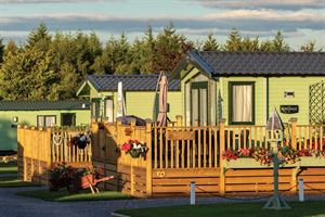 The friendly, family-run Golden Square holiday park in Yorkshire