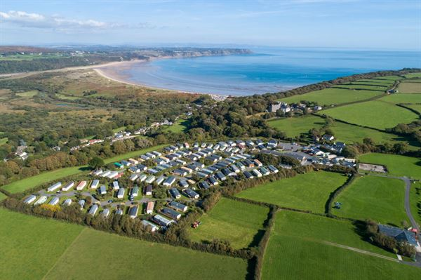 Holiday Parks in the Gower Peninsula