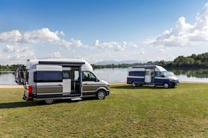 Caravan and Motorhome Club sees increase in campervan members