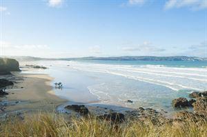Gwithian Beach ©VisitEngland/Visit Cornwall/Adam Gibbard