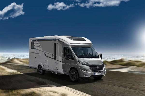 The new Hymer T-CL 574 Ambition