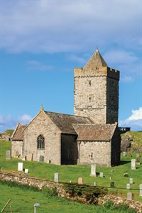 Rodel Church on Harris