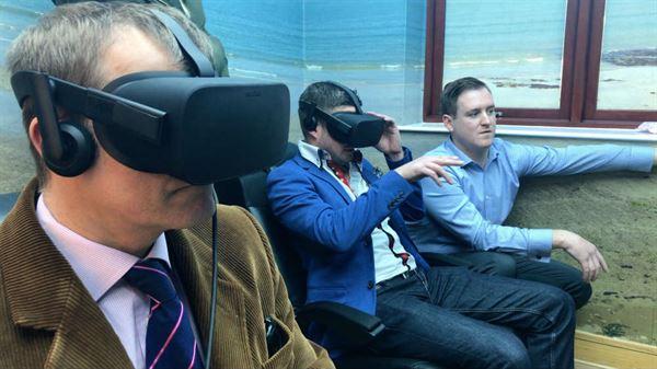Harrison Holidays virtual reality experience