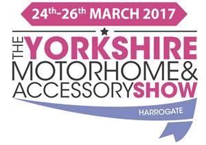 Yorkshire Motorhome Show logo