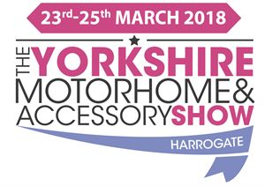 Yorkshire Motorhome and Accessory Show 2018