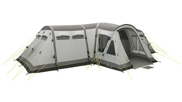 Family c&ing specialists Outwell have given us a sneak preview of a limited edition version of one of their most iconic tents.  sc 1 st  Out and About Live & VIDEO: Outwell reveal limited edition new family tent - Camping ...