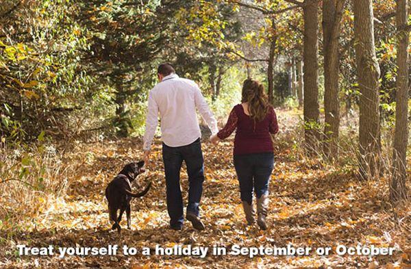 Campsites for great holidays (photo courtesy of Pixabay)