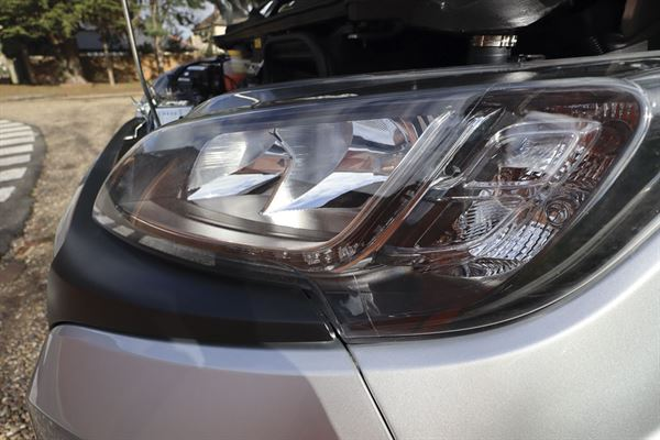 Advice on HID headlights upgrade on a motorhome or campervan