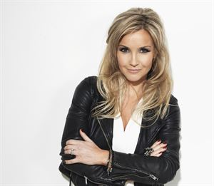 TV presenter Helen Skelton