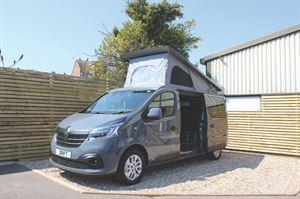 The HemBil LWB Renault Drift campervan