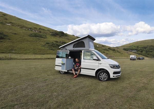 The HemBil Drift campervan
