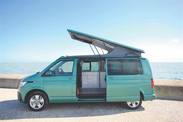 The CMC HemBil Drift campervan