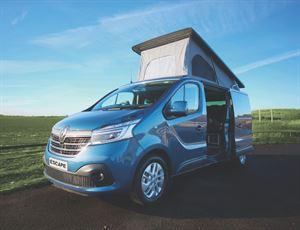 The CMC Hembil Escape campervan