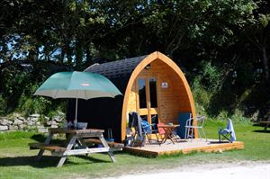 Stay in our great Camping Pods