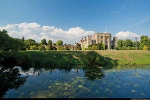 Hever Castle. Photo: VisitBritain Pete Seaward