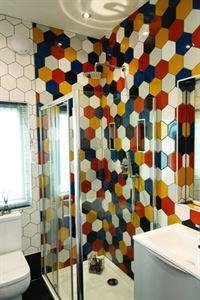 Tingdene Quantum shower room