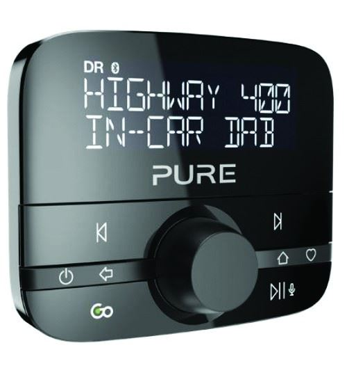 Pure Highway 400 DAB radio