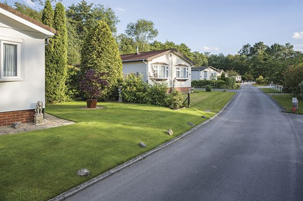 Homes at Warfield Park all have sizeable gardens