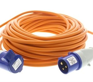 A hook up cable
