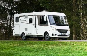 The all-new Hymer Exsis i 588...