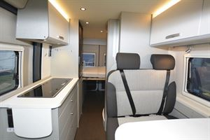 Inside the Hymer Free 600 Campus
