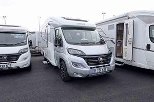 Hymer's T-GL 578 Ambition © Warners Group Publications, 2019