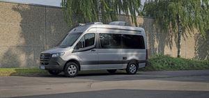 Hymer's DuoCar S campervan
