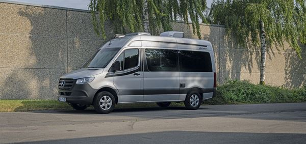 The Hymer DuoCar S
